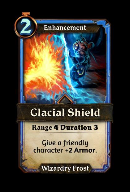 Glacial Shield