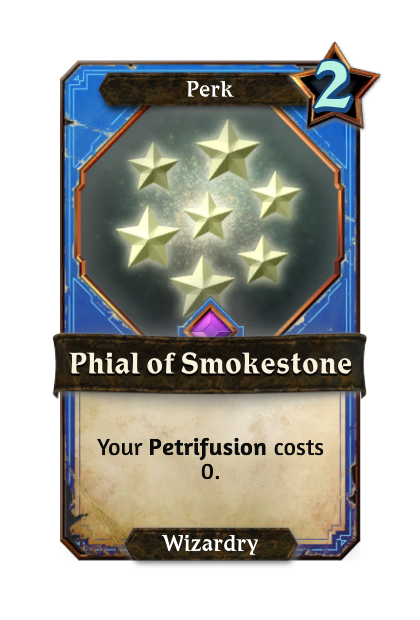Phial of Smokestone