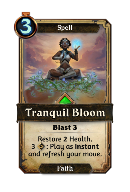 Tranquil Bloom