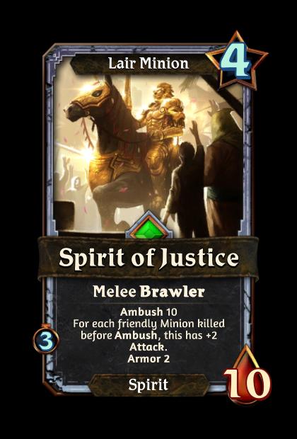 Spirit of Justice