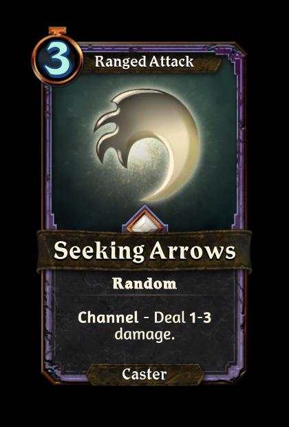 Seeking Arrows