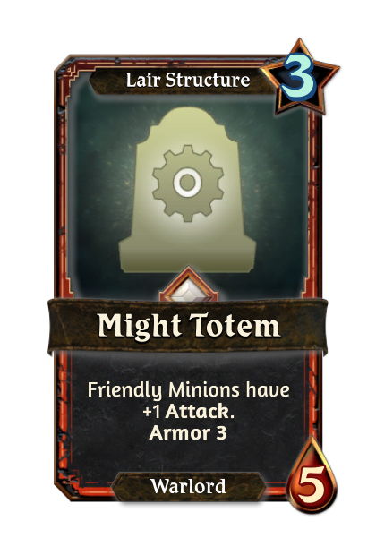 Might Totem