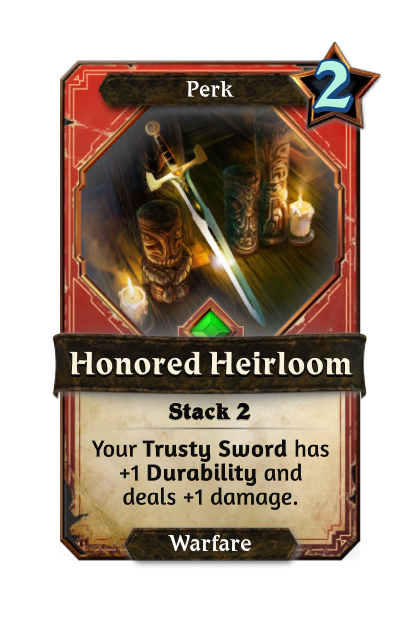 Honored Heirloom