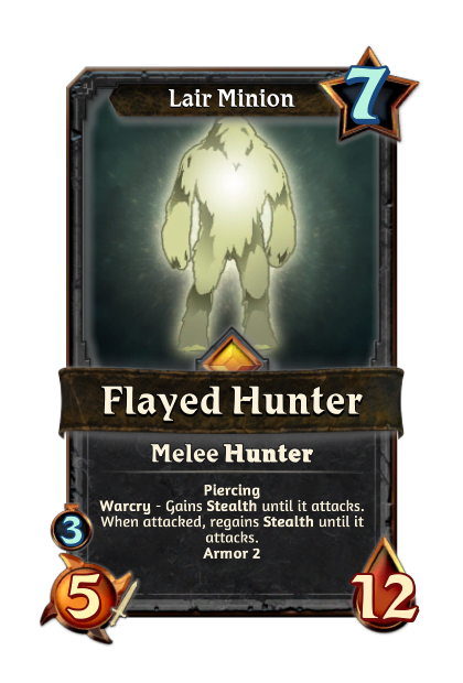 Flayed Hunter