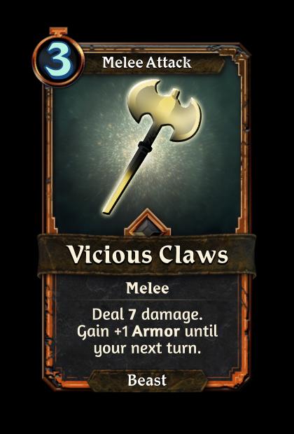 Vicious Claws