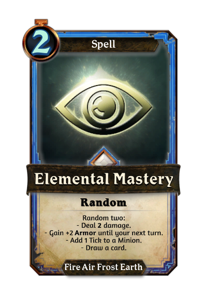 Elemental Mastery