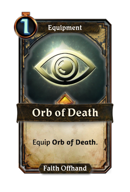 Orb of Death