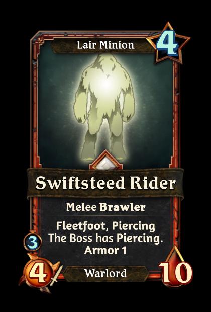 Swiftsteed Rider
