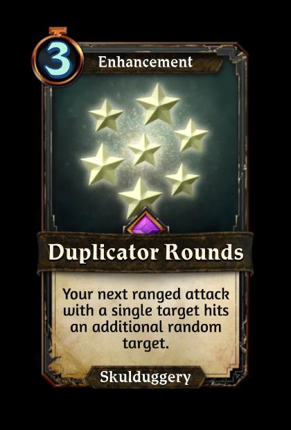 Duplicator Rounds