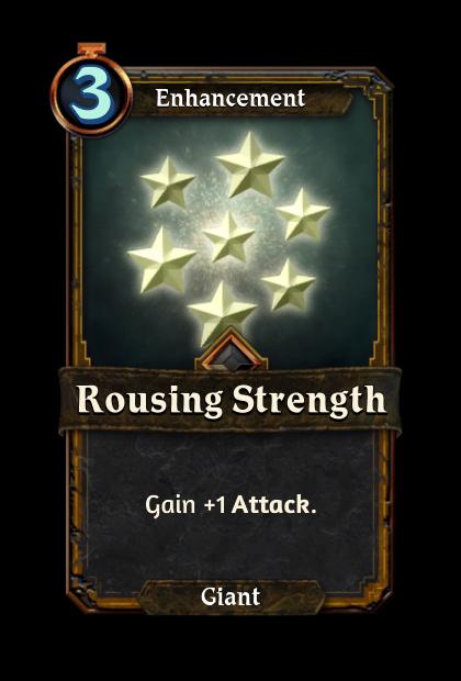 Rousing Strength