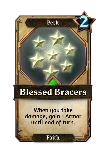 Blessed Bracers