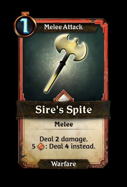 Sire's Spite