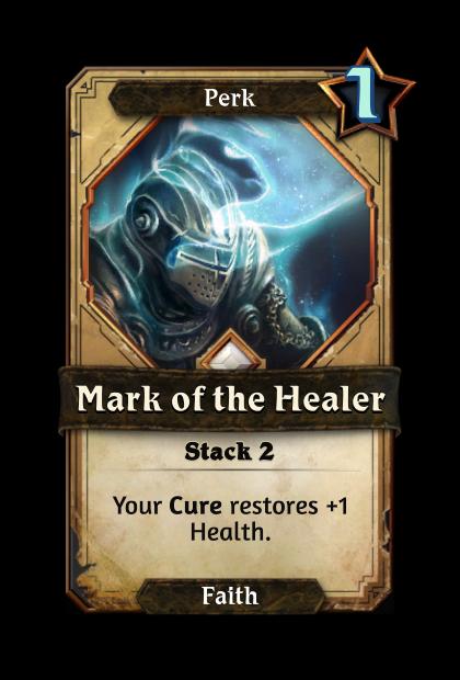 Mark of the Healer