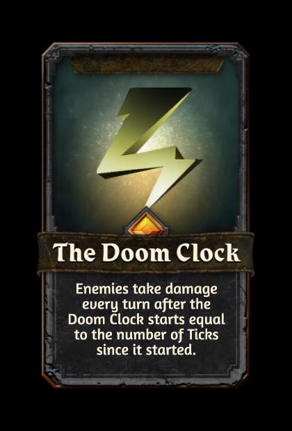 Doom Clock