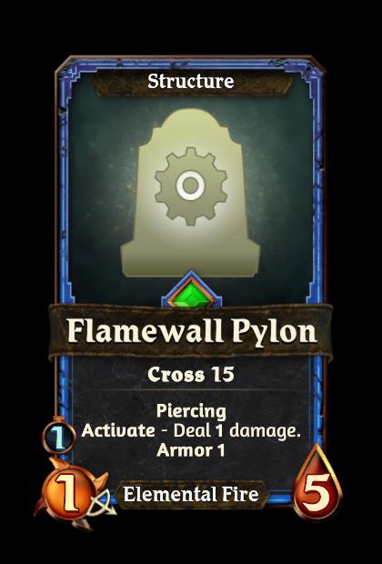Flamewall Pylon
