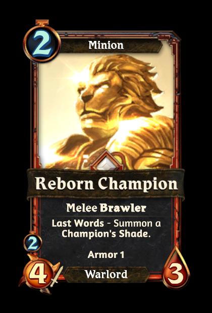 Reborn Champion