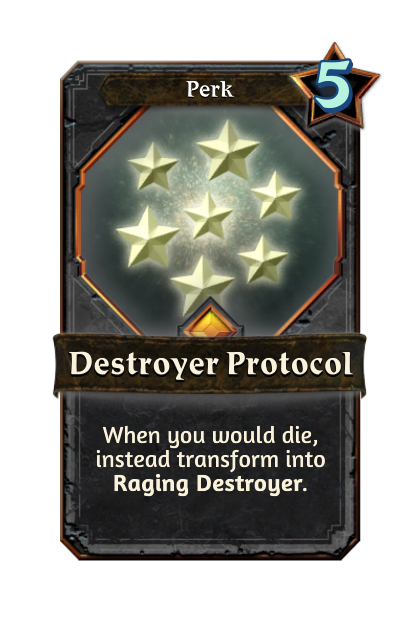Destroyer Protocol