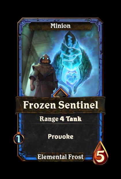 Frozen Sentinel