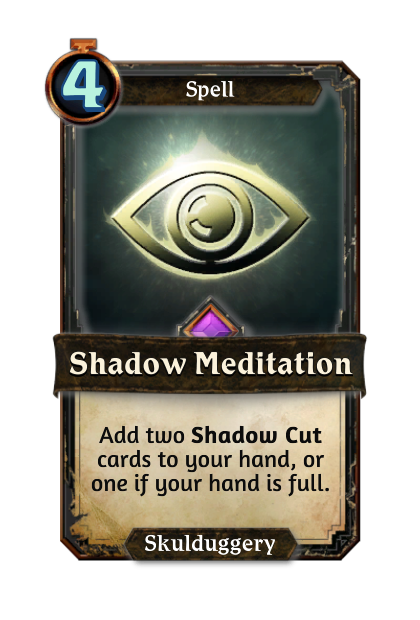 Shadow Meditation