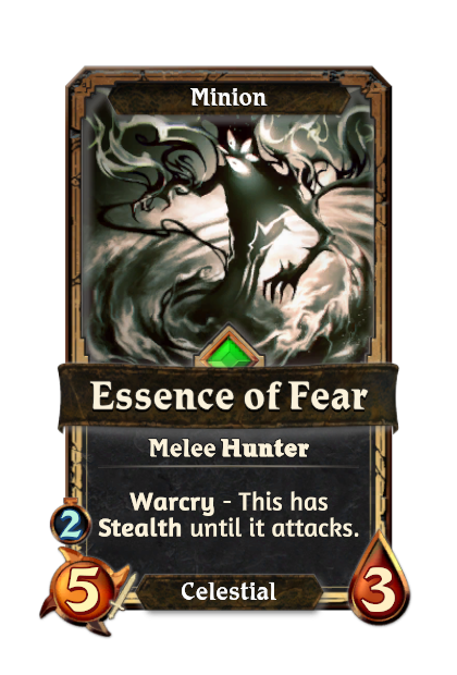 Essence of Fear