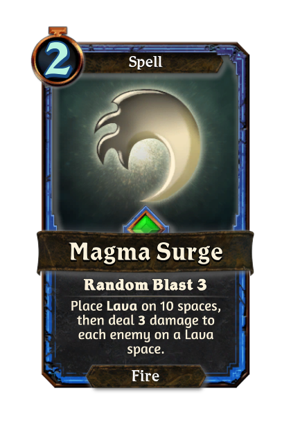 Magma Surge