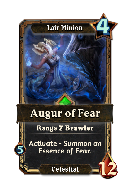 Augur of Fear