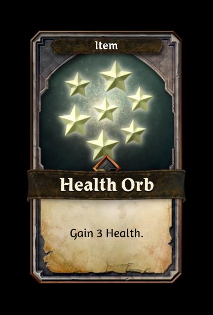 Health Orb