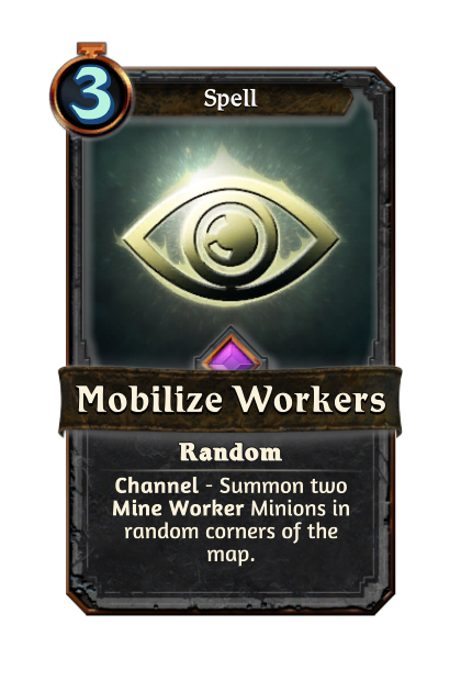 Mobilize Workers