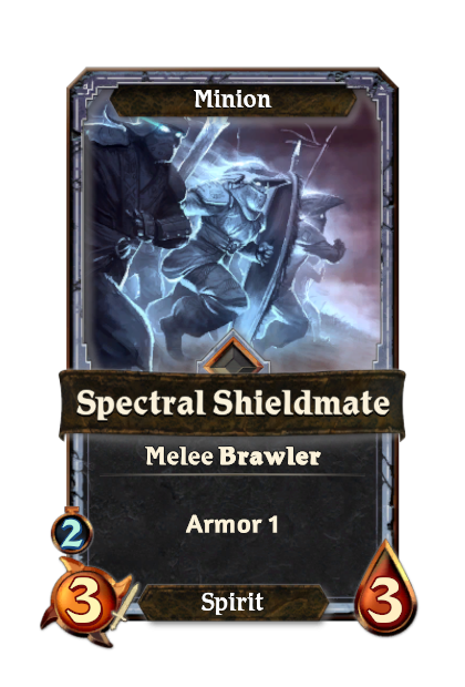 Spectral Shieldmate