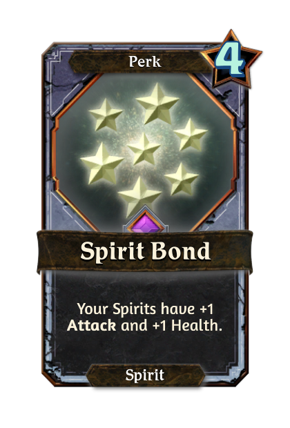 Spirit Bond