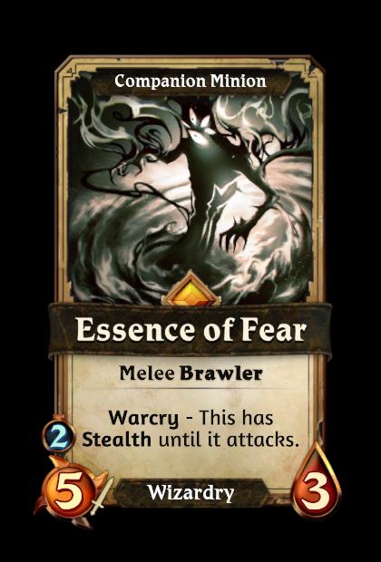 Essence of Fear