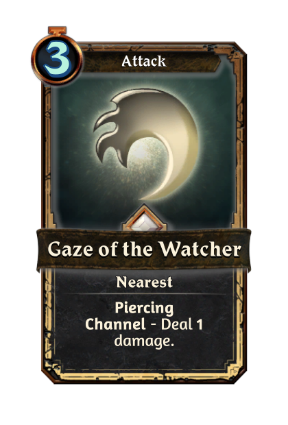 Gaze of the Watcher