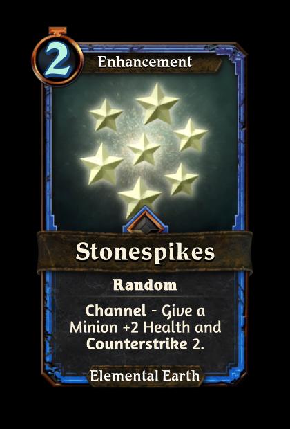 Stonespikes