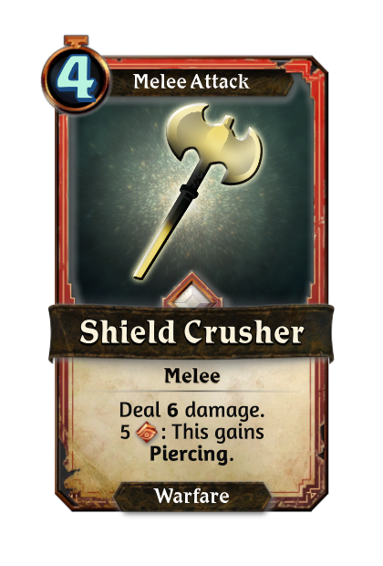 Shield Crusher