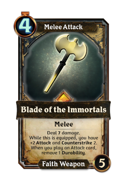 Blade of the Immortals