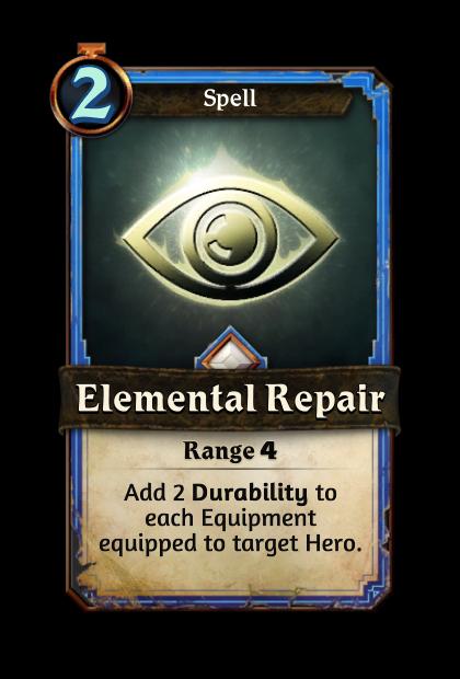 Elemental Repair