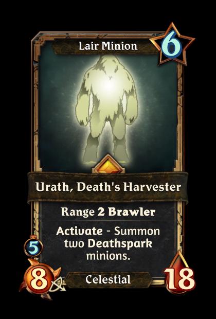 Urath, Death's Harvester