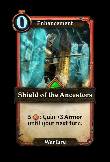 Shield of the Ancestors