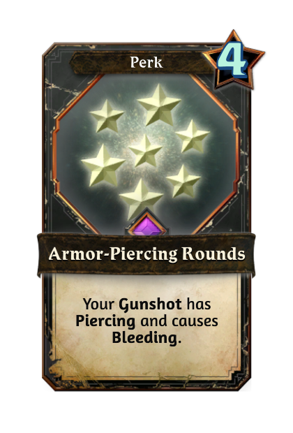 Armor-Piercing Rounds