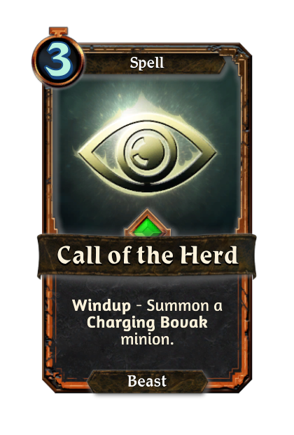 Call of the Herd