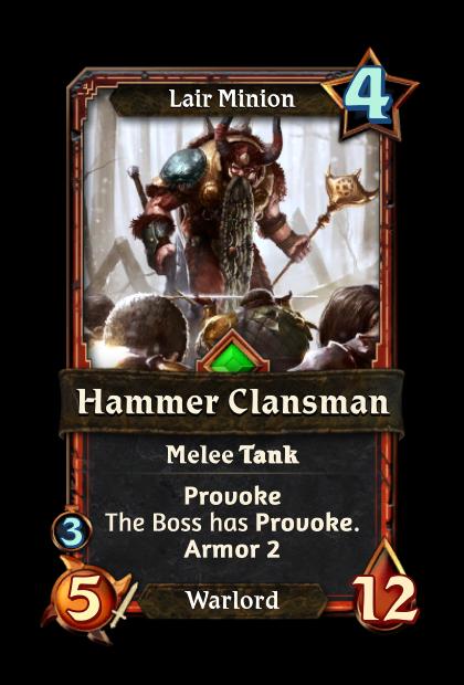 Hammer Clansman