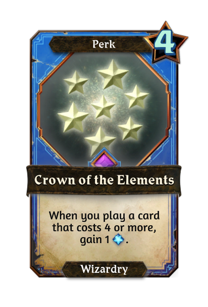 Crown of the Elements