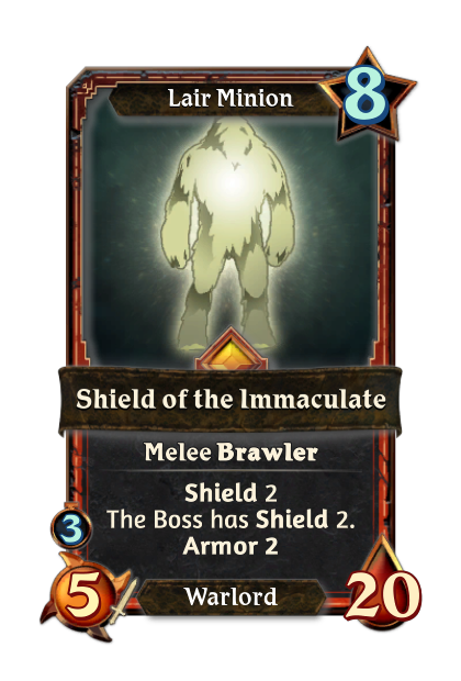 Shield of the Immaculate