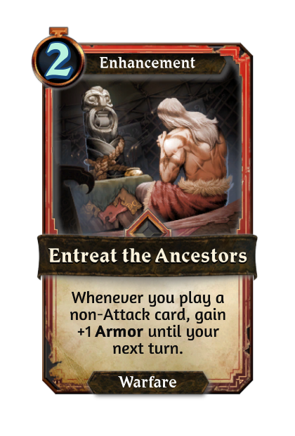 Entreat the Ancestors