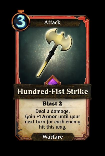 Hundred-Fist Strike