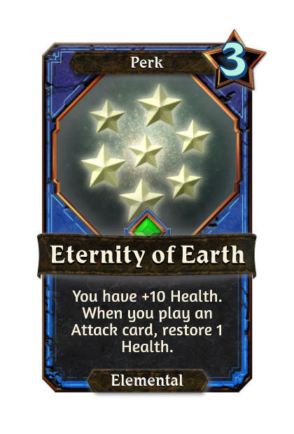 Eternity of Earth