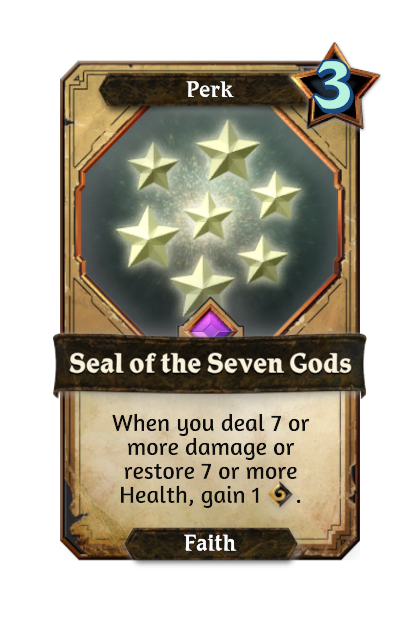 Seal of Seven Gods