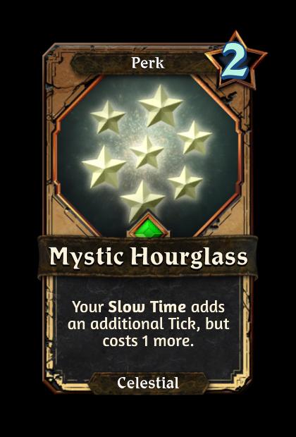 Mystic Hourglass