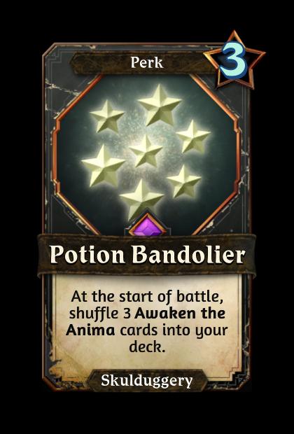 Potion Bandolier