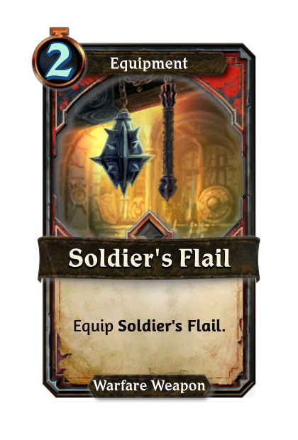 Soldier's Flail